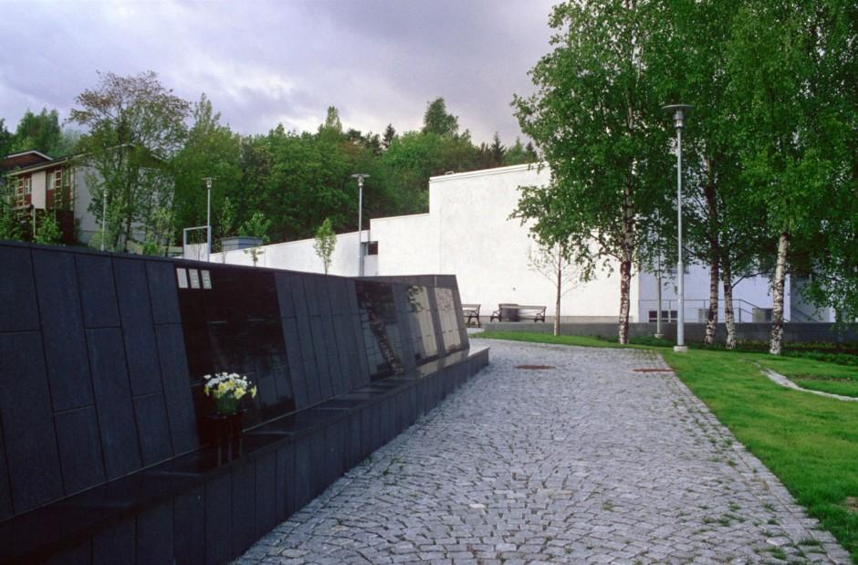 Hämeenkylän kirkon hautausmaa