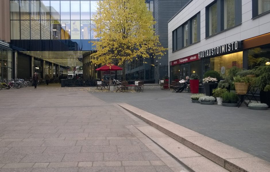 Tuomiokirkonkatu Tampere